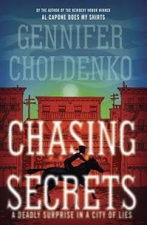Review:  Chasing Secrets by Gennifer Choldenko