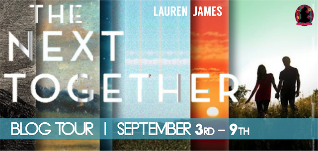 Promo Post and Giveaway:  The Next Together by Lauren James