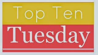 Top Ten Tuesday:  10 Finished Series I Have YET to Finish