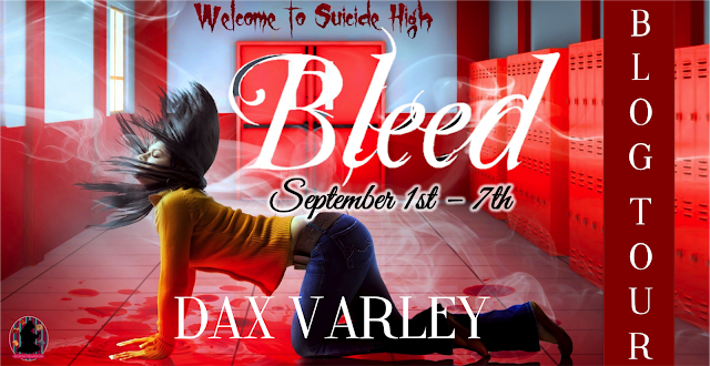 Promo Post and Giveaway:  Bleed by Dax Varley