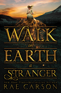 Review:  Walk on Earth a Stranger (The Gold Seer Trilogy #1) by Rae Carson