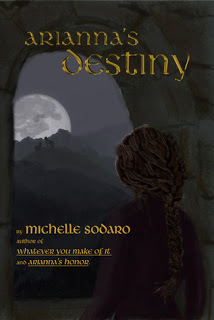 Review:  Arianna's Destiny by Michelle Sodaro (September Sequel Challenge #1 and TBR Pile Challenge #11))
