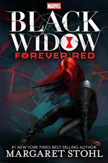 Review – Black Widow:  Forever Red by Margaret Stohl