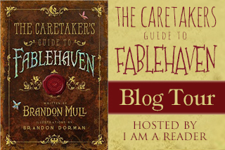 Spotlight and Giveaway Post – The Caretaker's Guide To Fablehaven by Brandon Mull