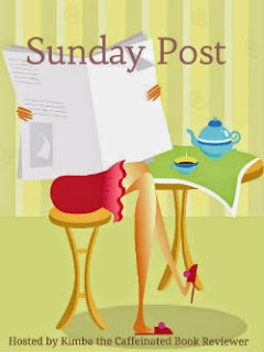 Sunday Post #41/STS and October 2015 Wrap-Up