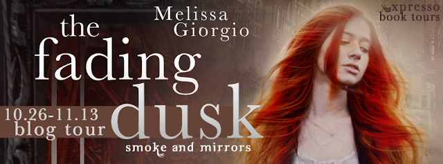 Promo – Excerpt and Giveaway:  The Fading Dusk by Melissa Giorgio