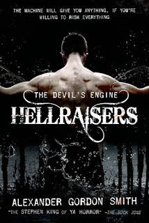 Review:  Hellraisers (The Devil's Engine #1) by Alexander Smith Gordon