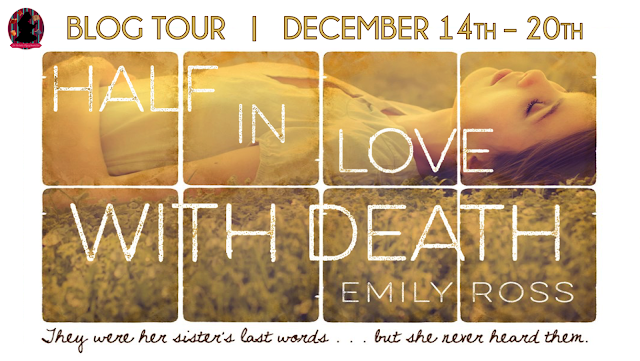 Promo Post and Giveaway:  Half in Love with Death by Emily Ross