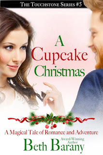 Promo Post and Giveaway: A Cupcake Christmas (Touchstone #5) by Beth Barany