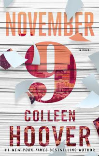 Audiobook Review:  November 9 by Colleen Hoover