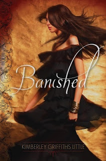 Review:  Banished (Forbidden #2) by Kimberley Griffiths Little