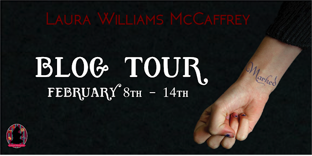 Promo Post and Giveaway:  Marked by Laura Williams McCaffrey