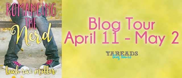 Promo Post: Romancing the Nerd by Leah Rae Miller