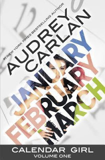 New Adult (NA) Review: Calendar Girl Volume 1 (Calendar Girl #1-3) by Audrey Carlan
