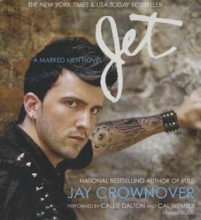NA Audiobook Review:  Jet (Marked Men #2) by Jay Crownover