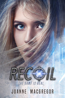 Promo Post:  Recoil by Joanne Macgregor