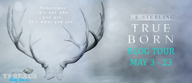 Blog Tour: Review, Author Interview,  and Giveaway – True Born by L.E. Sterling