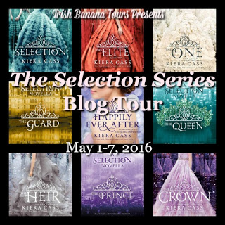 Blog Tour and Giveaway: The Selection Series by Kiera Cass – Book Boyfriends I Think Eadlyn Should Give a Rose To