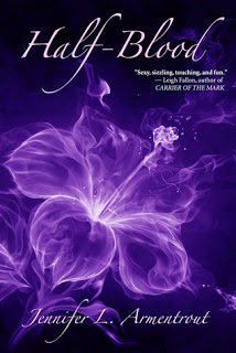 Review:  Half-Blood by Jennifer L. Armentrout