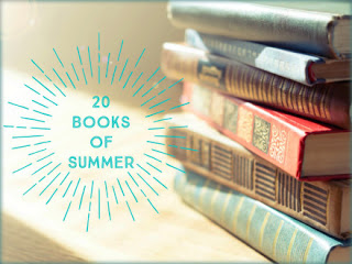 20 Books of Summer Challenge