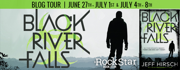 Blog Tour and Giveaway: Black River Falls by Jeff Hirsch