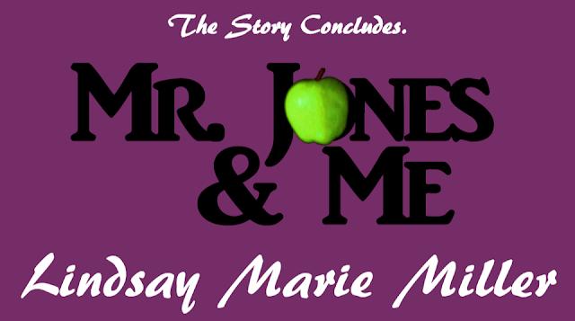 Promo Post:  Mr. Jones and Me by Lindsay Marie Miller