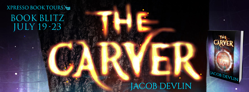 Book Blitz and Giveaway:  The Carver by Jacob Devlin