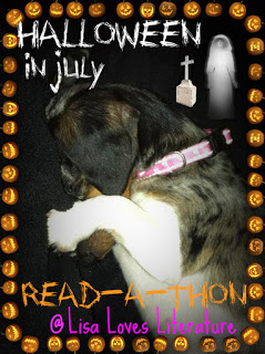 Halloween in July Scary Book Read-a-Thon and Giveaway