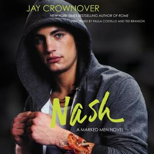 Audiobook Review:  Nash (Marked Men #4) by Jay Crownover