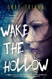 Review and Author Interview:  Wake the Hollow by Gaby Triana