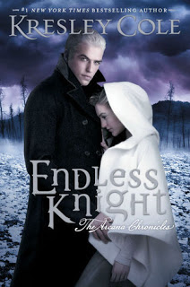 Review:  Endless Knight (The Arcana Chronicles #2) by Kresley Cole (September Sequel #3)