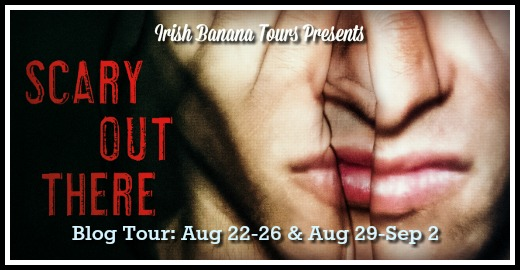 Blog Tour:  Review and Giveaway – Scary Out There