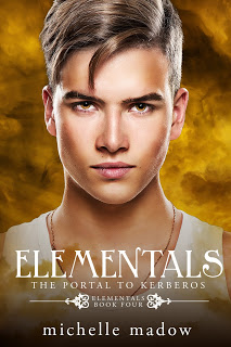 Review – Elementals 4: The Portal to Kerberos by Michelle Madow (September Sequel #2)