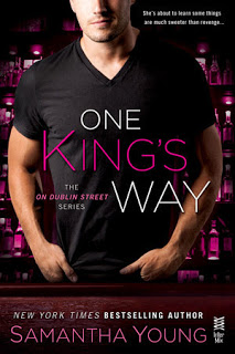 Audiobook Review:  One King's Way (On Dublin Street 6.5) by Samantha Young