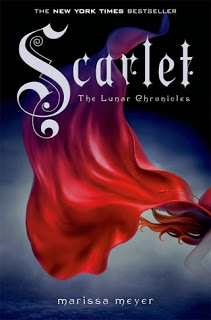 Review:  Scarlet (The Lunar Chronicles #2) by Marissa Meyer