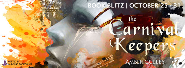 Book Blitz and Giveaway:  The Carnival Keepers by Amber Gulley