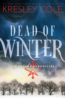 Review:  Dead of Winter (The Arcana Chronicles #3) by Kresley Cole