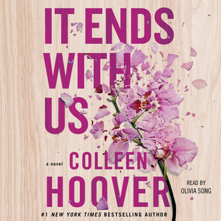 Audiobook Review:  It Ends With Us by Colleen Hoover