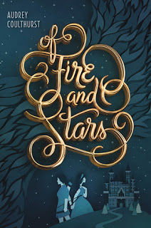 Review and Giveaway:  Of Fire and Stars by Audrey Coulthurst
