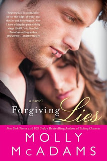 Review: Forgiving Lies by Molly McAdams