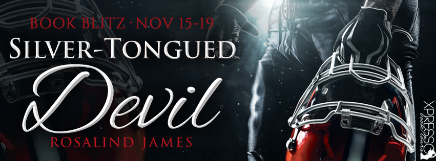 Book Blitz and Giveaway:  Silver-Tongued Devil by Rosalind James
