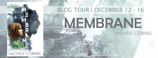 Promo Post and Giveaway:  Membrane by @michelecorriel