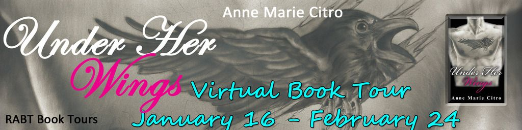 Virtual Book Tour:  Under Her Wings by Anne Marie Citro  @AnneMarieCitro