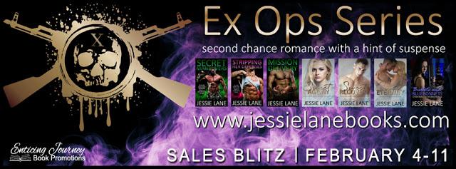 Sales Blitz:  Ex Ops Series by Jessie Lane