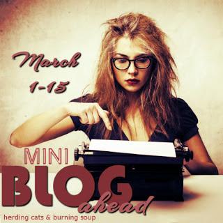 Mini Blog Ahead #1 Sign-Up Post