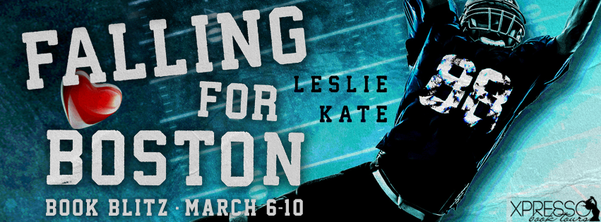 Book Blitz and Giveaway:  Falling for Boston by Leslie Kate