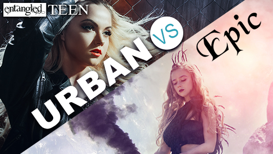 Urban Vs. Epic Fantasy Week Begins with a Twitter Chat and Giveaway!