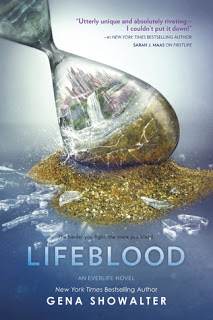 Heaven vs. Hell or Promo Post and Giveaway for Lifeblood (Everlife #2) by Gena Showalter