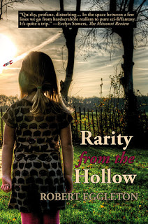 Promo Post:  Rarity from the Hollow by Robert Eggleton