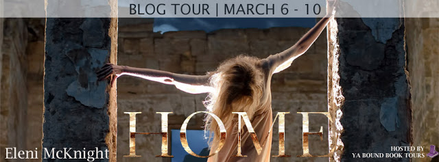 Blog Tour and Giveaway:  Home by Eleni McKnight
